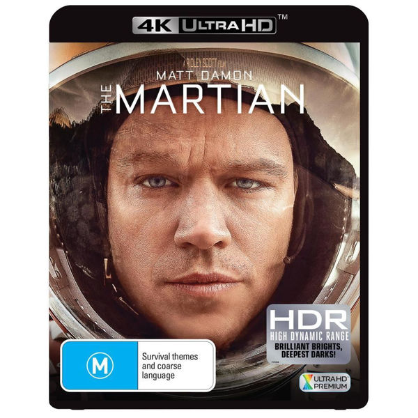 Picture of The Martian - 4K Ultra