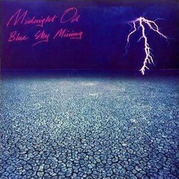 Picture of Midnight Oil 1990 - Blue Sky Mining CD