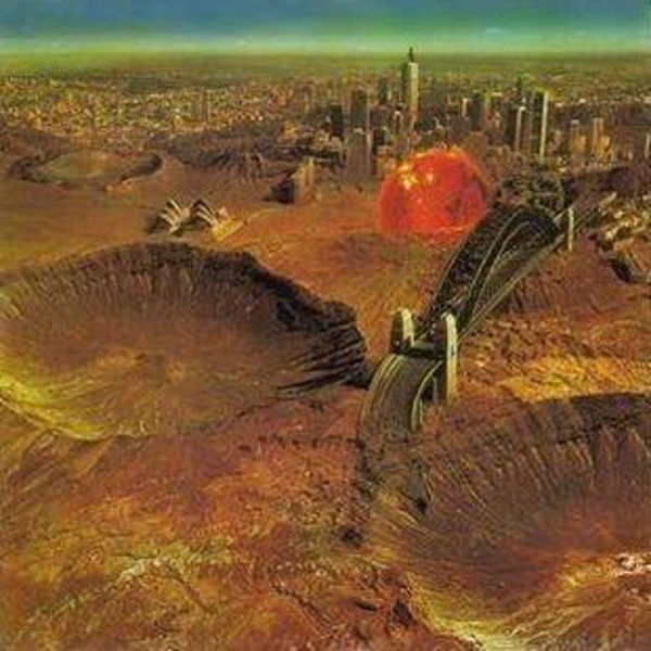 Picture of Midnight Oil 1984 - Red Sails In The Sunset CD
