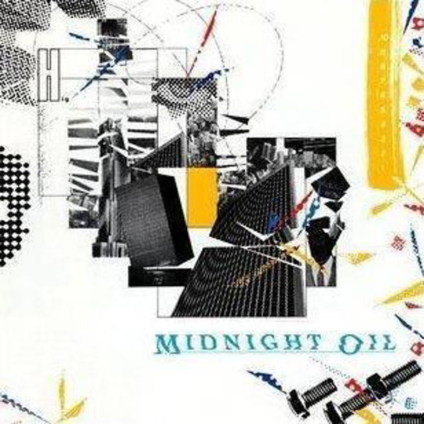 Picture of Midnight Oil 1982 - 10,9,8,7,6,5,4,3,2,1 CD