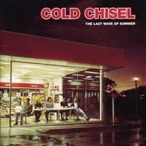 Picture of COLD CHISEL 2013 - Last Wave Of Summer CD