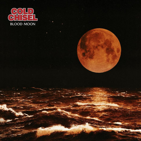 Picture of COLD CHISEL 2019 - Blood Moon CD