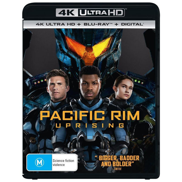 Picture of Pacific Rim: Uprising - 4K Ultra