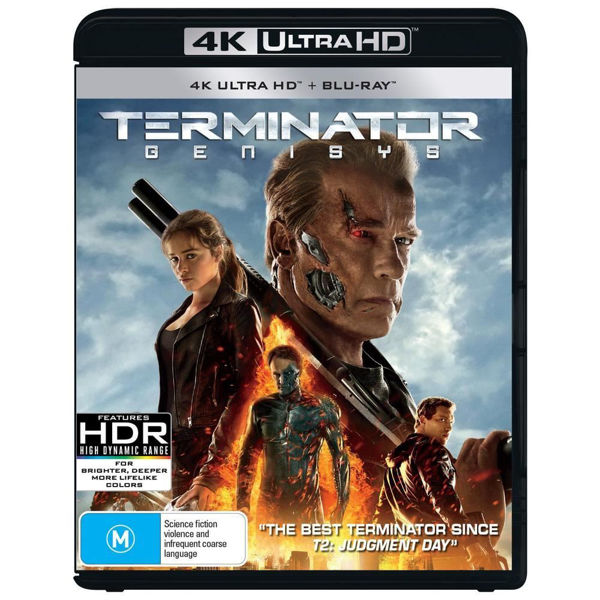 Picture of Terminator Genisys - 4K Ultra