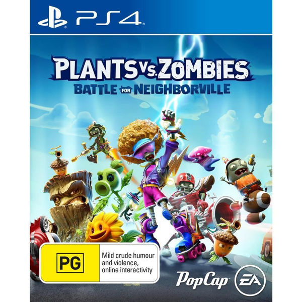 Picture of Plants vs. Zombies: Battle for Neighborville - PS4