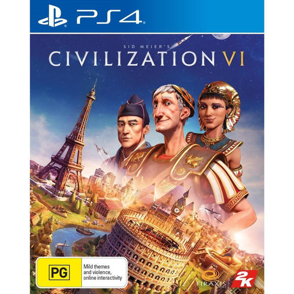 Picture of Sid Meier's Civilization VI  - PS4