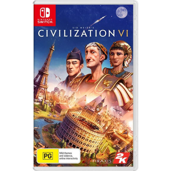 Picture of Sid Meier's Civilization VI  - Nintendo Switch
