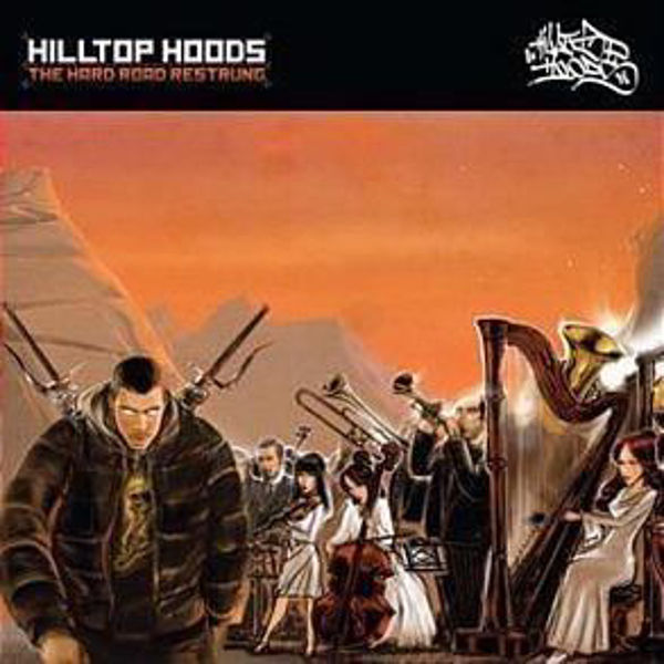 Picture of Hilltop Hoods 2009 - The Hard Road: Restrung (Deluxe Edition) - CD
