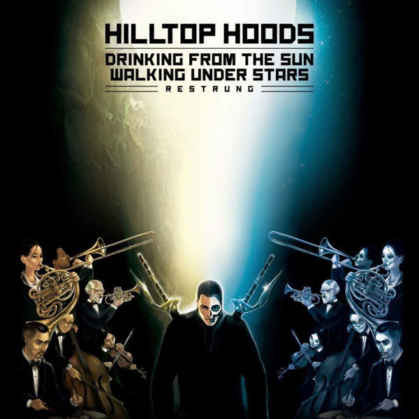 Picture of Hilltop Hoods 2016 - Drinking From The Sun, Walking Under Stars Restrung - CD