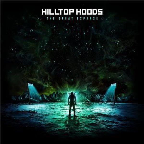 Picture of Hilltop Hoods 2019 - The Great Expanse - CD