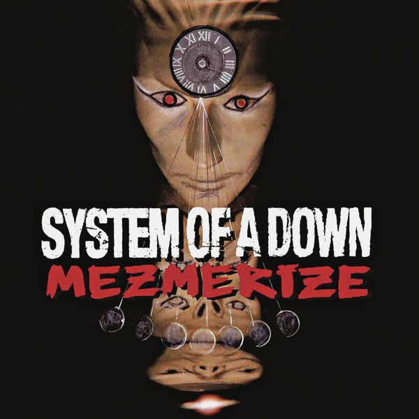 Picture of System Of A Down 2005 - Mezmerize - CD