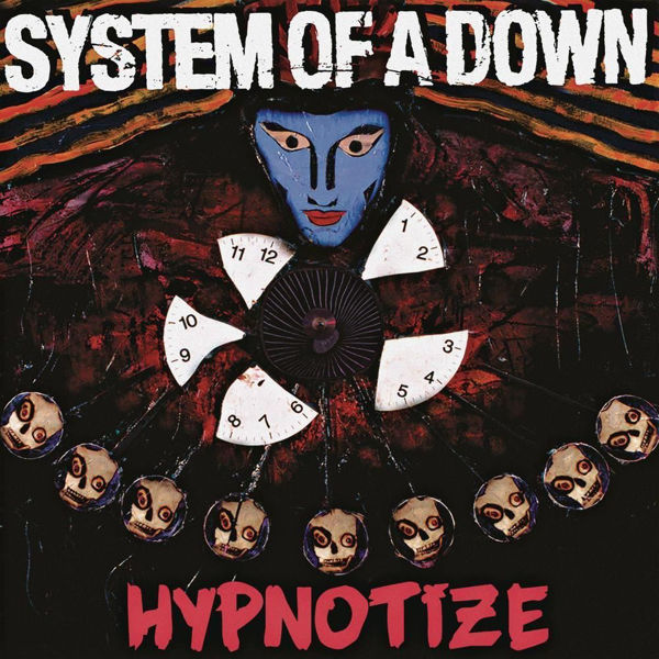 Picture of System Of A Down 2005 - Hypnotize - CD
