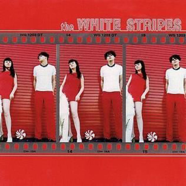 Picture of The White Stripes  1999 - Self Titled - Cd