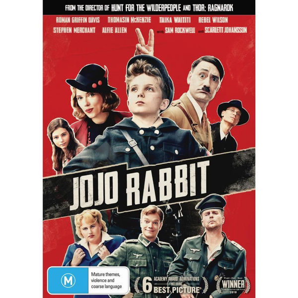 Picture of JoJo Rabbit - DVD