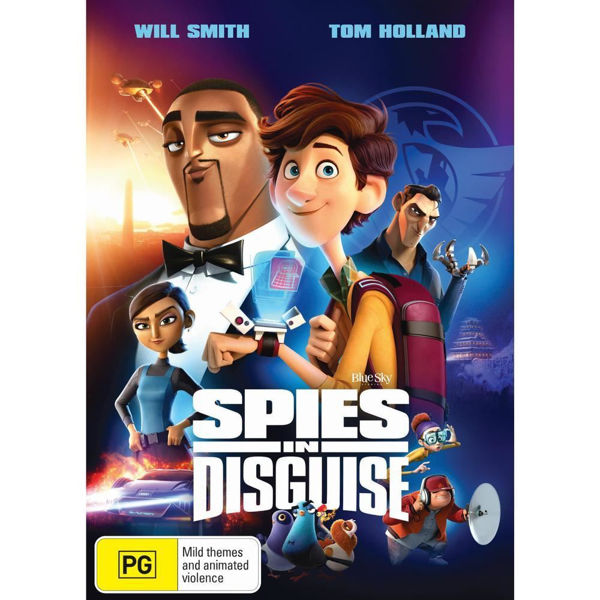 Picture of Spies in Disguise - DVD