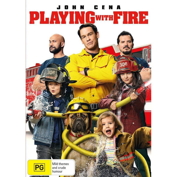 Picture of Playing With Fire - DVD