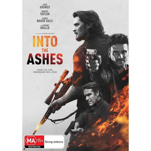 Picture of Into The Ashes - DVD