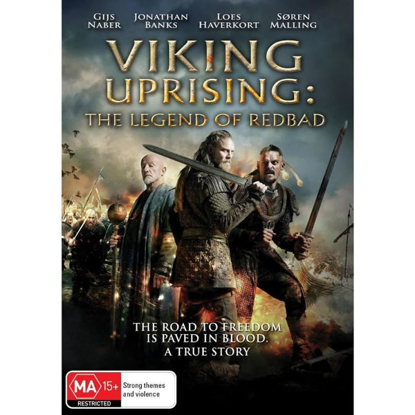 Picture of Viking Uprising: The Legend Of Redbad - DVD