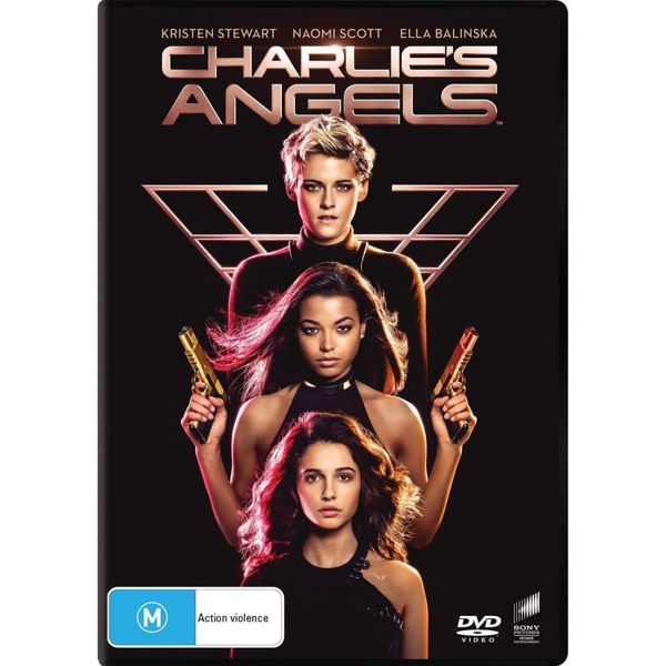 Picture of Charlie's Angels (2019) - DVD