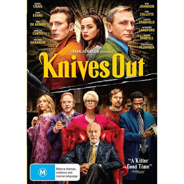 Picture of Knives Out - DVD