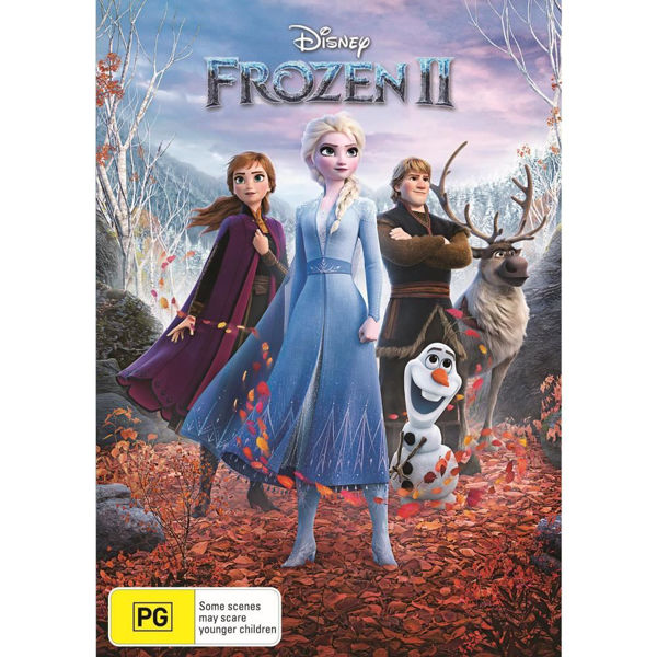 Picture of Frozen 2 - DVD