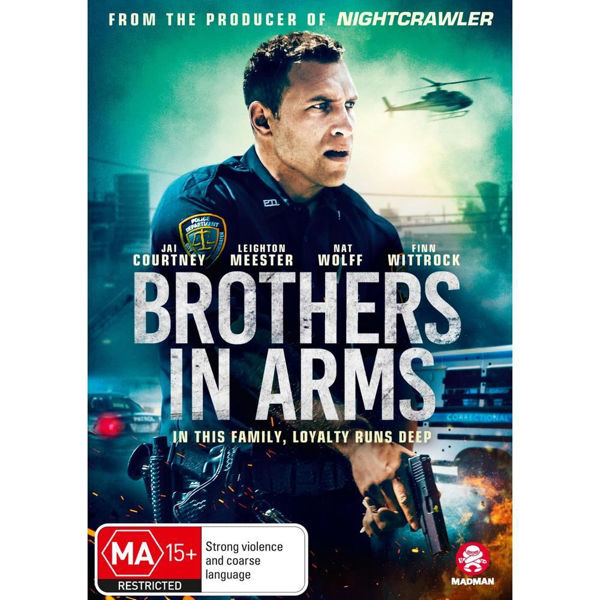 Picture of Brothers in Arms - DVD