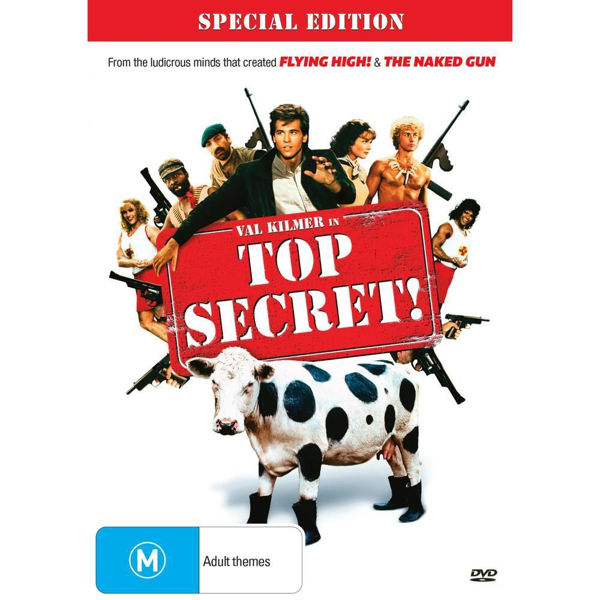 Picture of Top Secret! - DVD