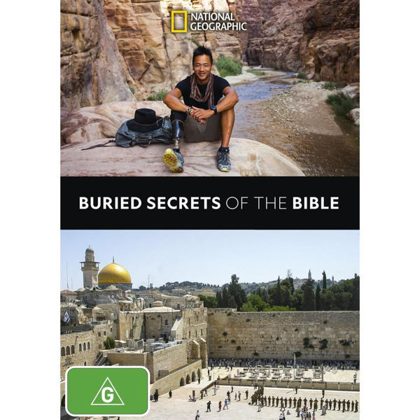 Picture of Buried Secrets of the Bible - DVD