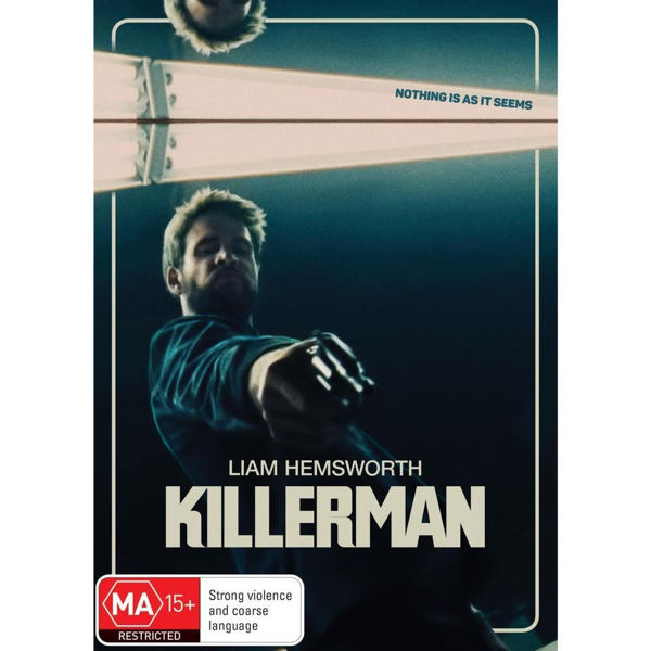 Picture of Killerman - DVD