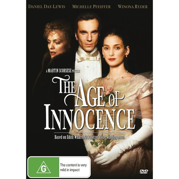 Picture of The Age of Innocence  - DVD