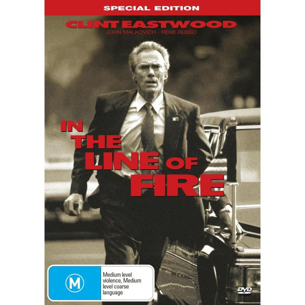 Picture of In the Line of Fire  - DVD
