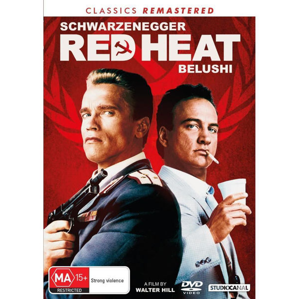Picture of Red Heat  - DVD