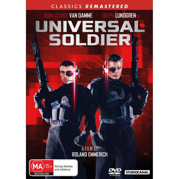 Picture of Universal Solider  - DVD