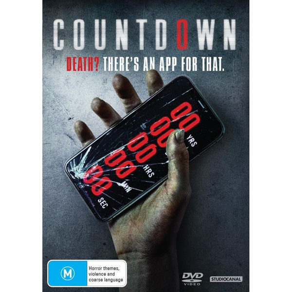 Picture of Countdown  - DVD