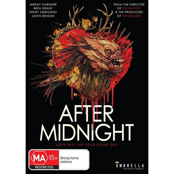 Picture of After Midnight  - DVD