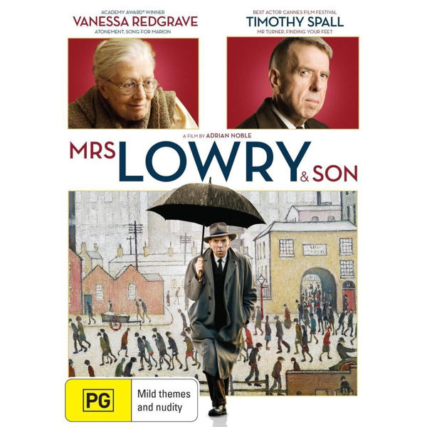 Picture of Mrs Lowry & Son - DVD