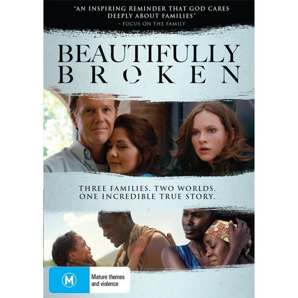 Picture of Beautifully Broken - DVD