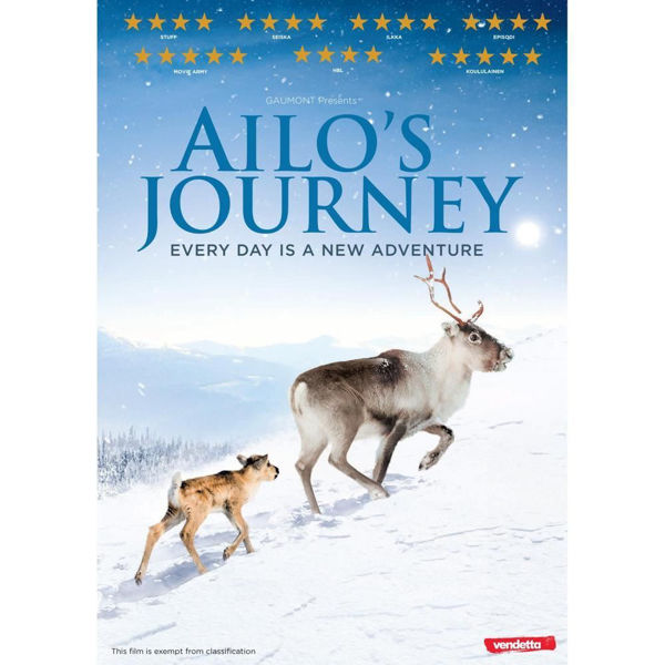 Picture of Ailo's Journey - DVD