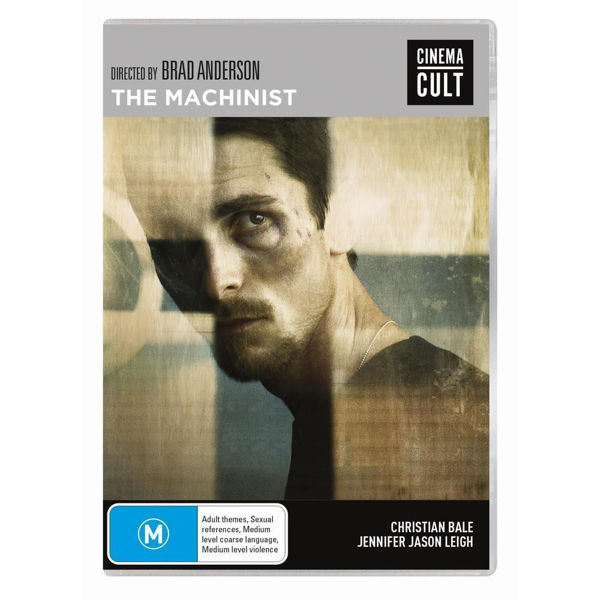 Picture of The Machinist - DVD