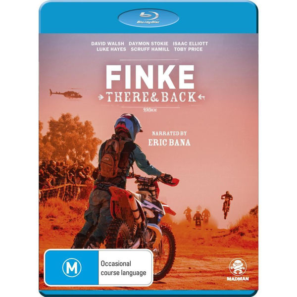 Picture of Finke: There and Back  - BluRay
