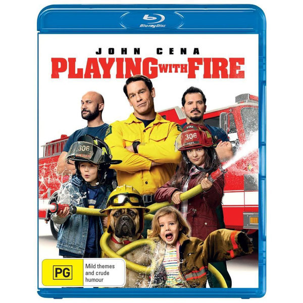 Picture of Playing With Fire  - BluRay
