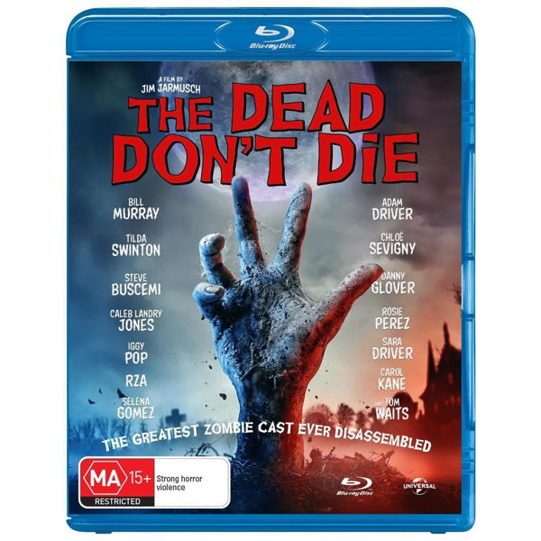 Picture of The Dead Don't Die  - BluRay