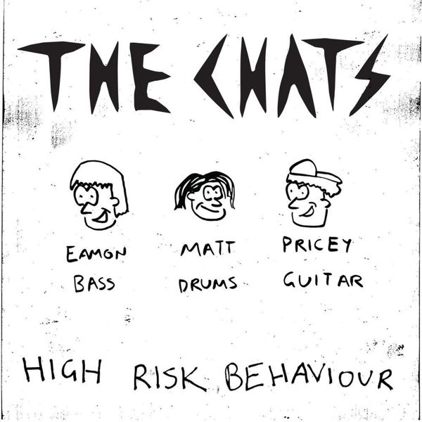 Picture of The Chats 2020 -  High Risk Behaviour CD
