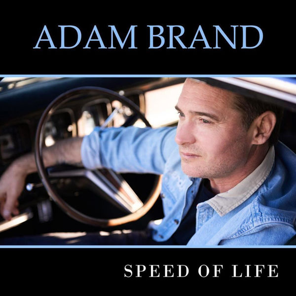 Picture of ADAM BRAND2020 -  Speed Of Life CD