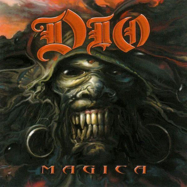 Picture of DIO 2002 - Magica CD