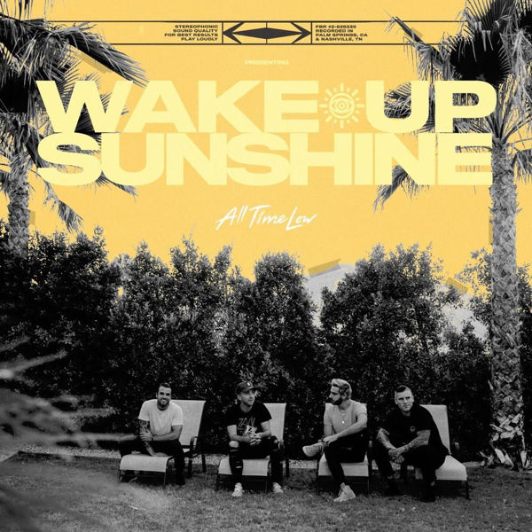 Picture of ALL TIME LOW 2020 - Wake Up Sunshine CD