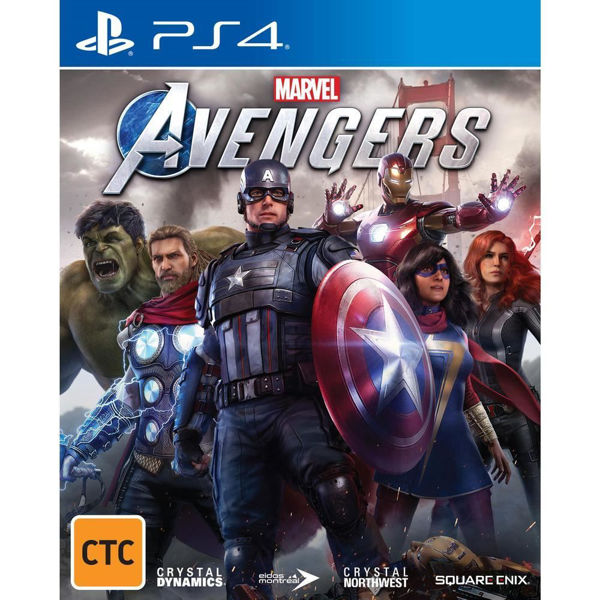 Picture of Marvel's Avengers - PS4