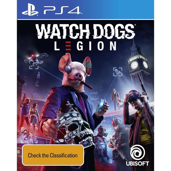 Picture of Watch Dogs Legion - PS4