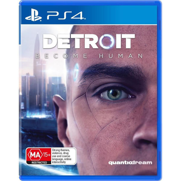 Picture of Detroit: Become Human - PS4