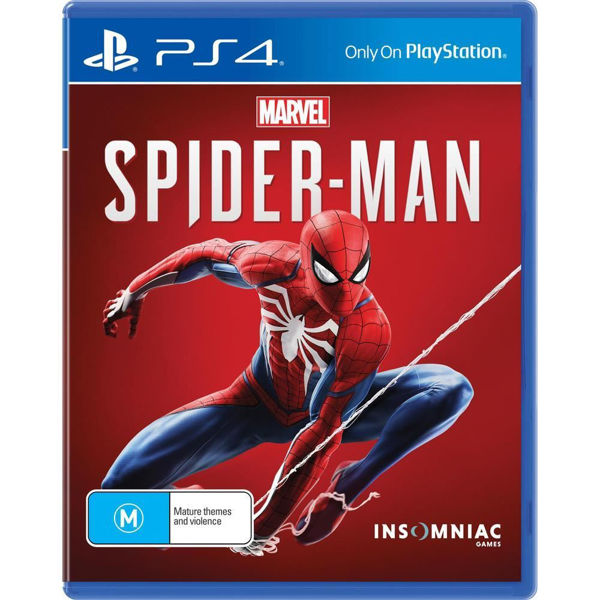 Picture of Marvel's Spider-Man - PS4